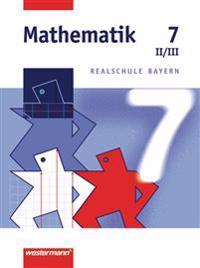 Mathematik 7. Realschule Bayern. WPF 2/3