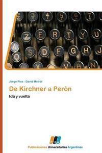de Kirchner a Peron