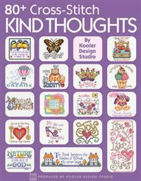 80+ Cross-Stitch Kind Thoughts