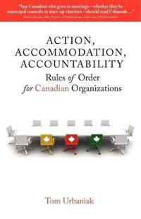 Action, Accommodation, Accountability