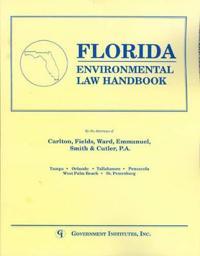 Florida Environmental Law Handbook