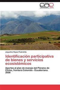 Identificacion Participativa de Bienes y Servicios Ecosistemicos