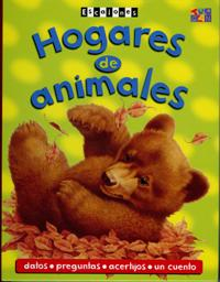 Hogares De Animales/animal Homes