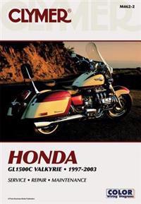Clymer Honda Gl1500C Valkyrie, 1997-2003