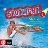 Spotlight 6 Lärar-cd box