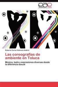 Las Coreografias de Ambiente En Toluca