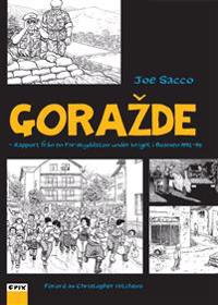 Gorazde : rapport från en FN-skyddszon under kriget i Bosnien 1992-95