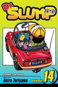 Dr. Slump, Volume 14