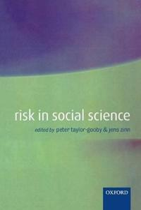 Risk in Social Science