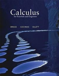 Calculus for Scientist and Engineers + Mymathlab