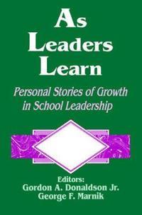 As Leader Learn