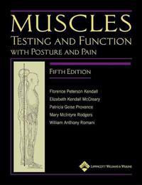 Muscles: Testing and Function, with Posture and Pain [With CDROM]