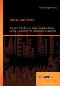 Schule Und Stress