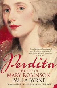 Perdita - the life of mary robinson