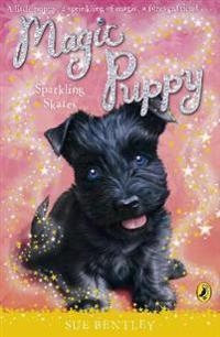 Magic puppy: sparkling skates