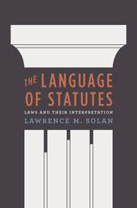 The Language of Statutes