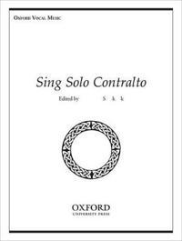 Sing Solo Contralto