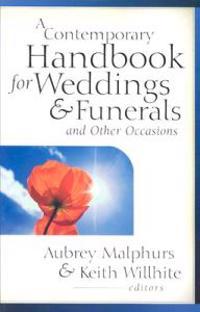 A Contemporary Handbook for Weddings & Funerals