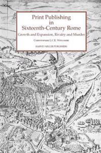 Print Publishing in Sixteenth-Century Rome