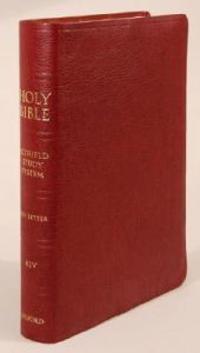 The Scofieldrg Study Bible
