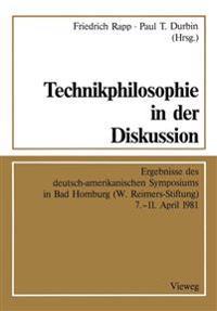Technikphilosophie in Der Diskussion