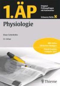 Golenhofen, K: 1. ÄP Physiologie