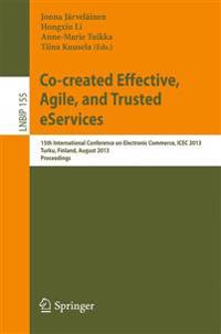 Co-created Effective, Agile, and Trusted eServices