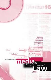 The Yearbook of Media and Entertainment Law: Volume 1, 1995