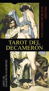 Decameron Tarot Deck: Boxed 78-Card Set [With Instruction Booklet] [With Instruction Booklet]