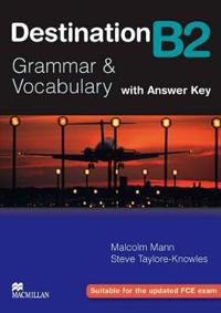 Destination B2 Intermediate Student Book +key