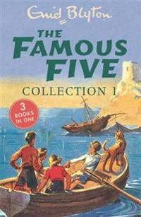 Famous five collection 1 - books 1-3