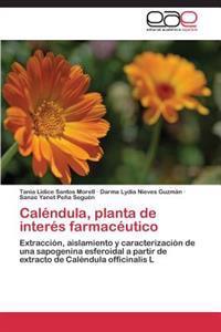 Calendula, Planta de Interes Farmaceutico