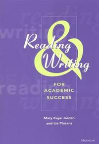 Reading and Writing for Academic Success