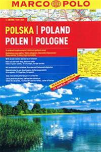 Poland Marco Polo Atlas