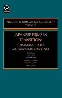Advances In International Management