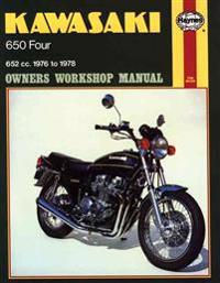 Kawasaki Kz650 Four Owners Workshop Manual, No. M373