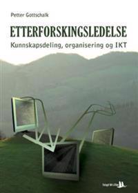 Etterforskingsledelse - Petter Gottschalk | Inprintwriters.org