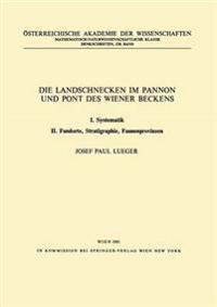 Die Landschnecken Im Pannon Und Pont Des Wiener Beckens