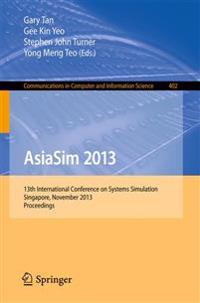 AsiaSim 2013