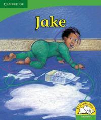 Little Library Life Skills: Jake Setswana version