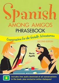Spanish Among Amigos Phrasebook