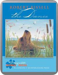 The Dance Robert Bissell 100-Piece Jigsaw Puzzle  Aa790