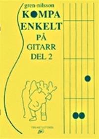 Kompa enkelt på gitarr del 2