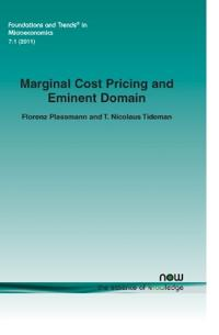 Marginal Cost Pricing and Eminent Domain
