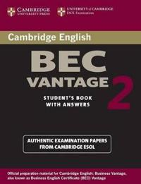 BEC Practice Tests - Cambridge ESOL - böcker (9780521544542)     Bokhandel