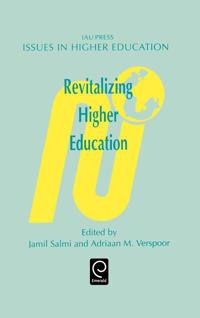 Revitalizing Higher Education