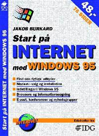 Start på Internet med Windows 95