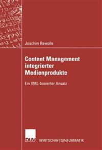 Content Management Integrierter Medienprodukte