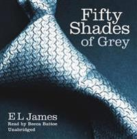 Fifty shades of grey - book 1 of the fifty shades trilogy