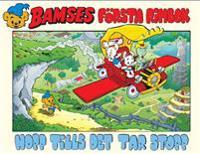 Bamses första rimbok : hopp tills det tar stopp